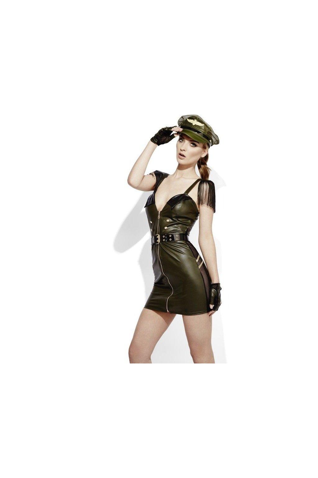 Erotický kostým vojandy