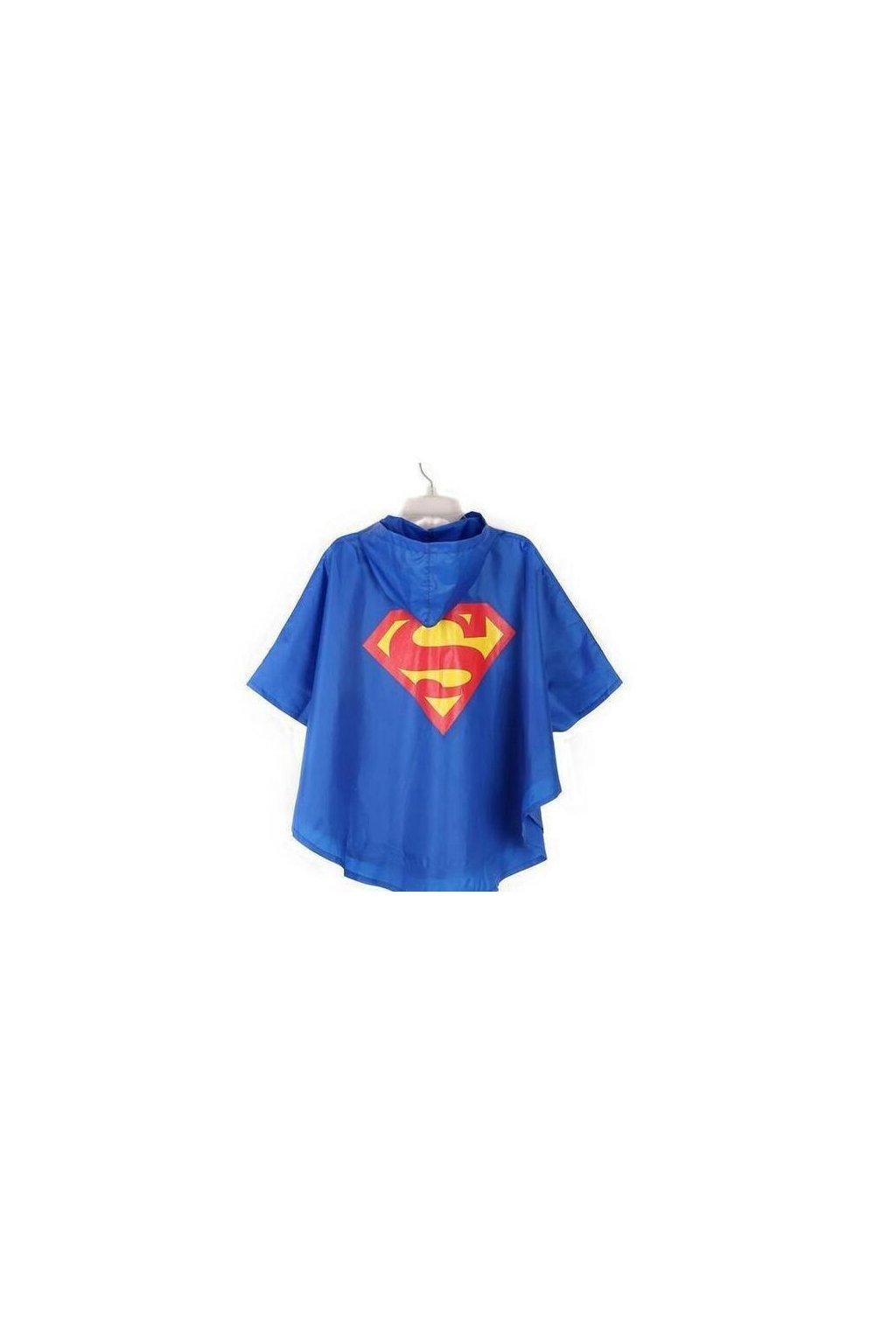 Superman - dětská pláštěnka