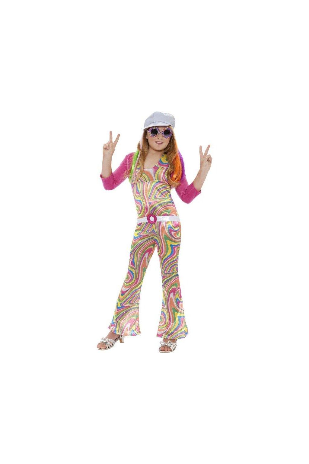 Dětský kostým hippísačky