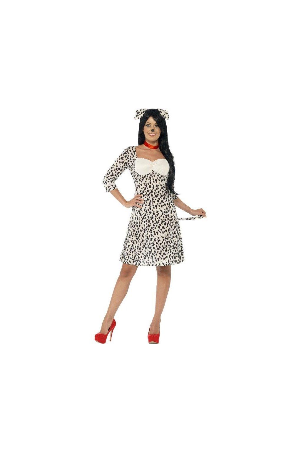 Kostým Sexy dalmatin
