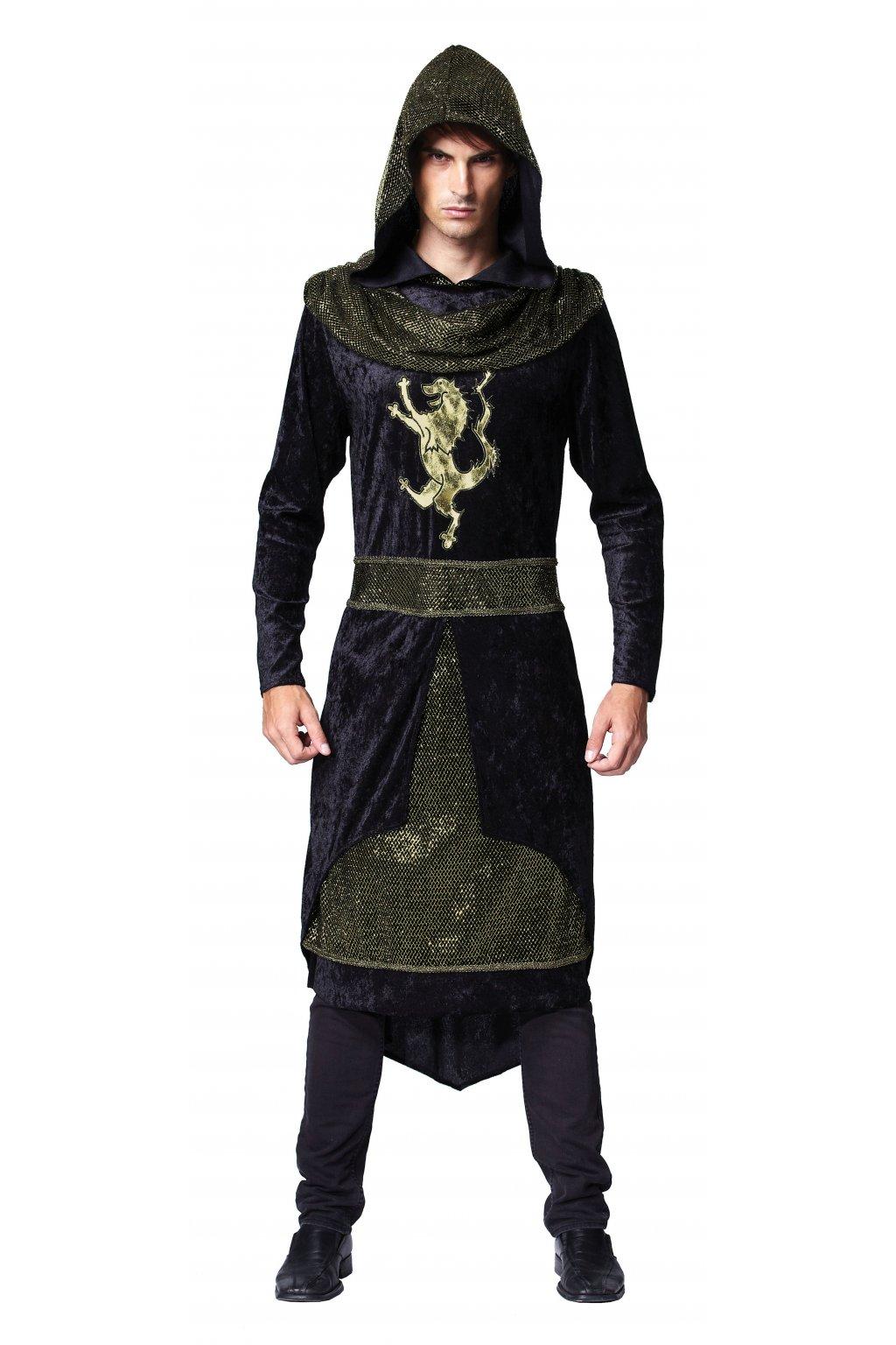 Středověký kostým prince
