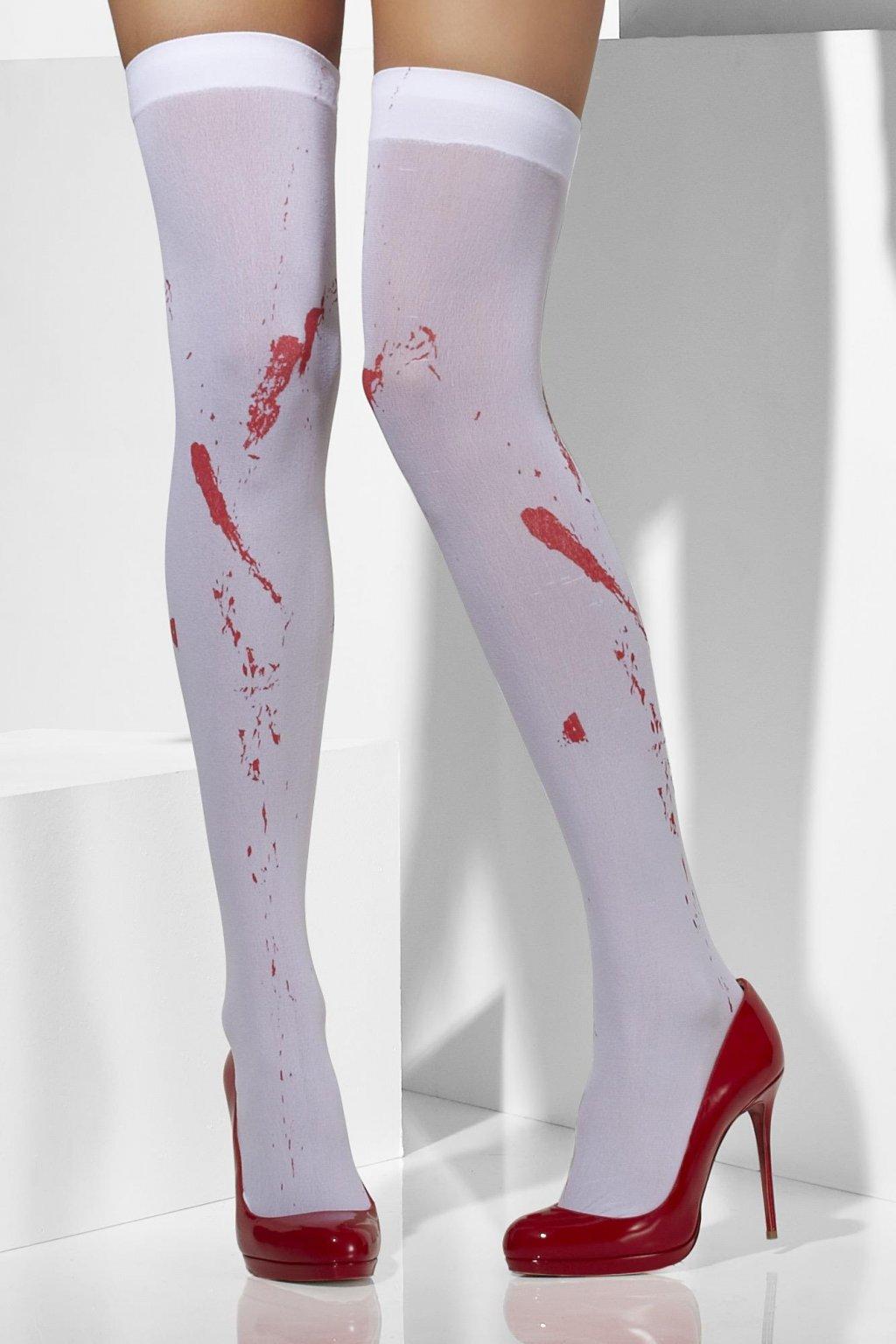 Bílé krvavé nadkolenky