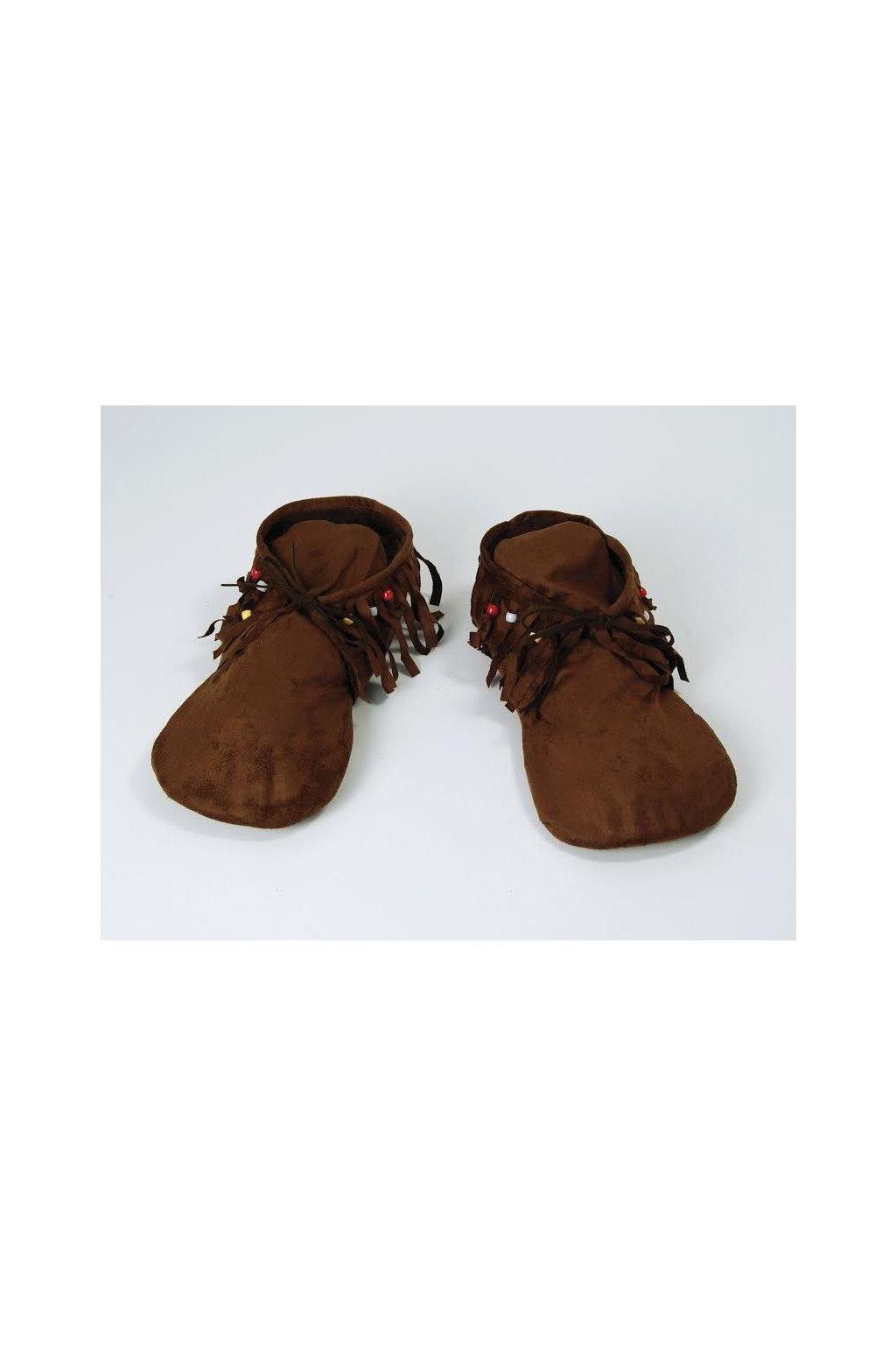 Návleky na boty indián