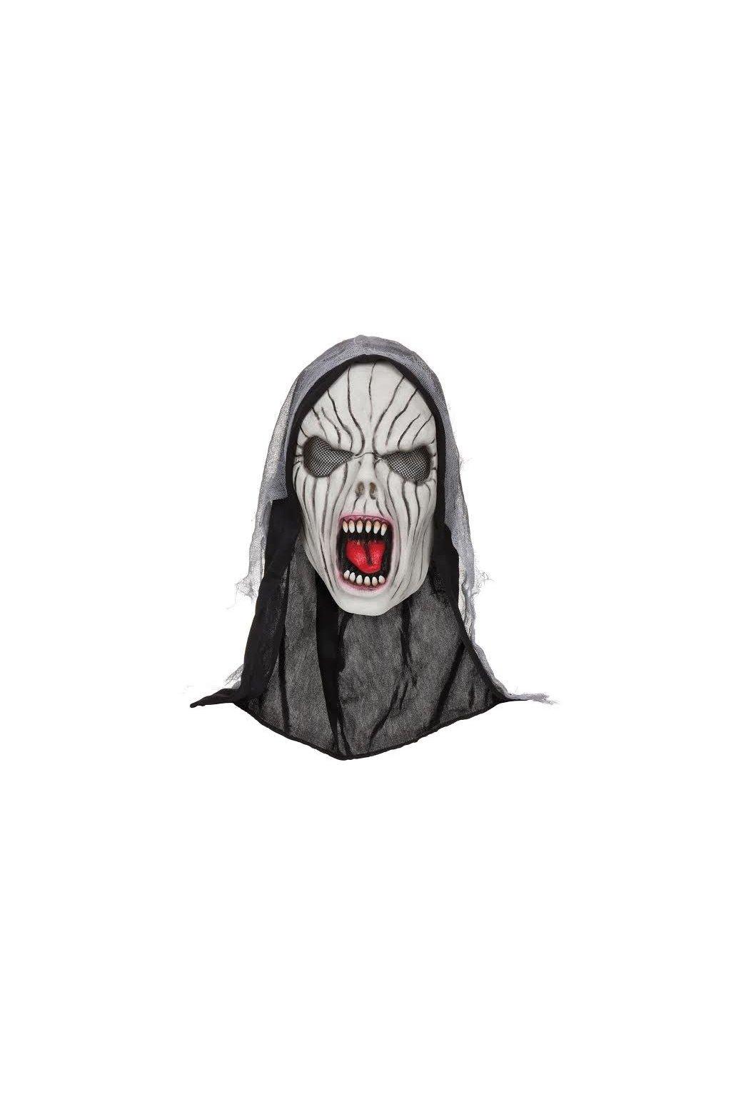 Maska křičícího ducha