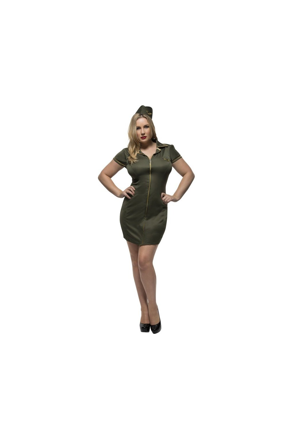 Kostým XL vojanda