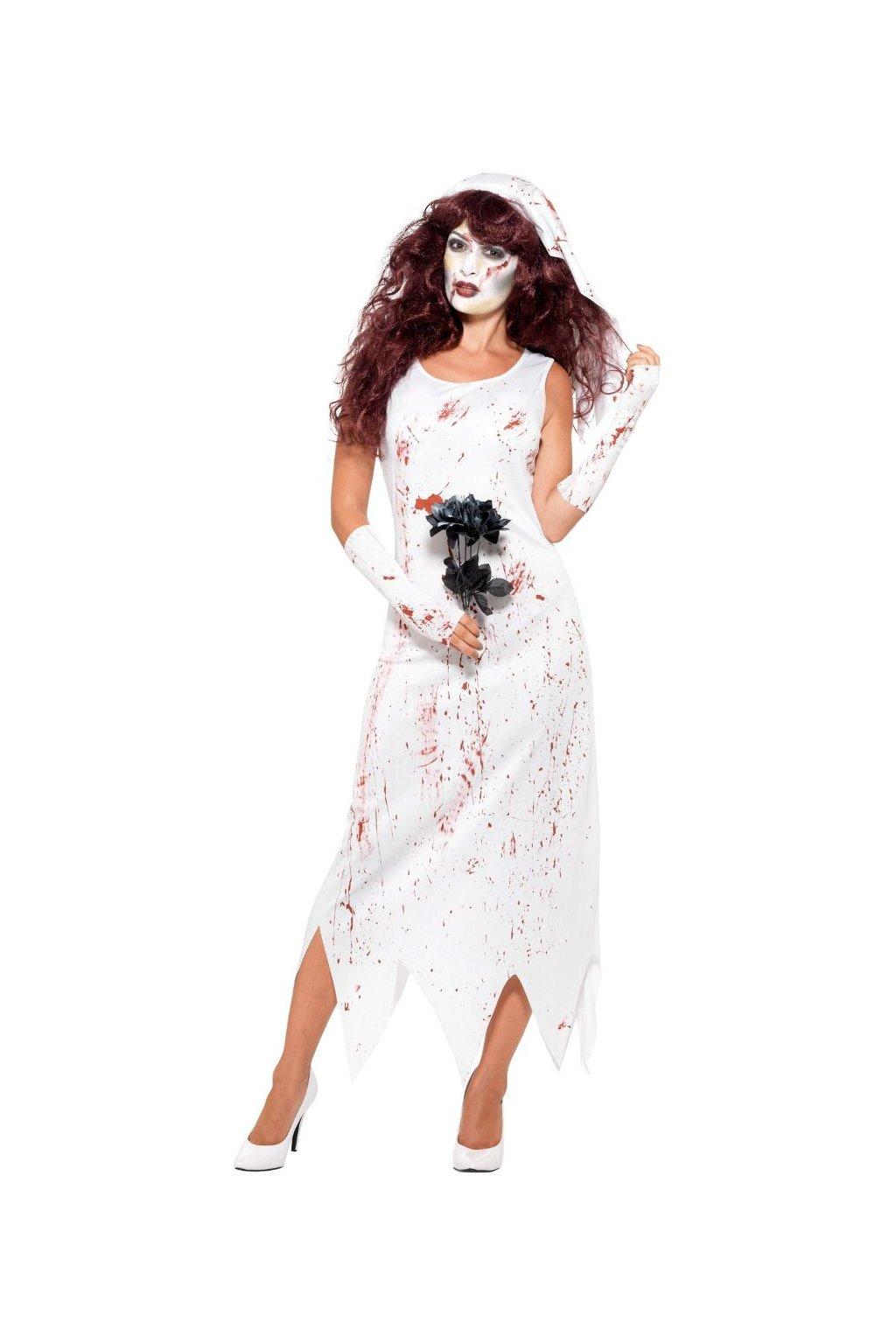Kostým Zombie nevěsta