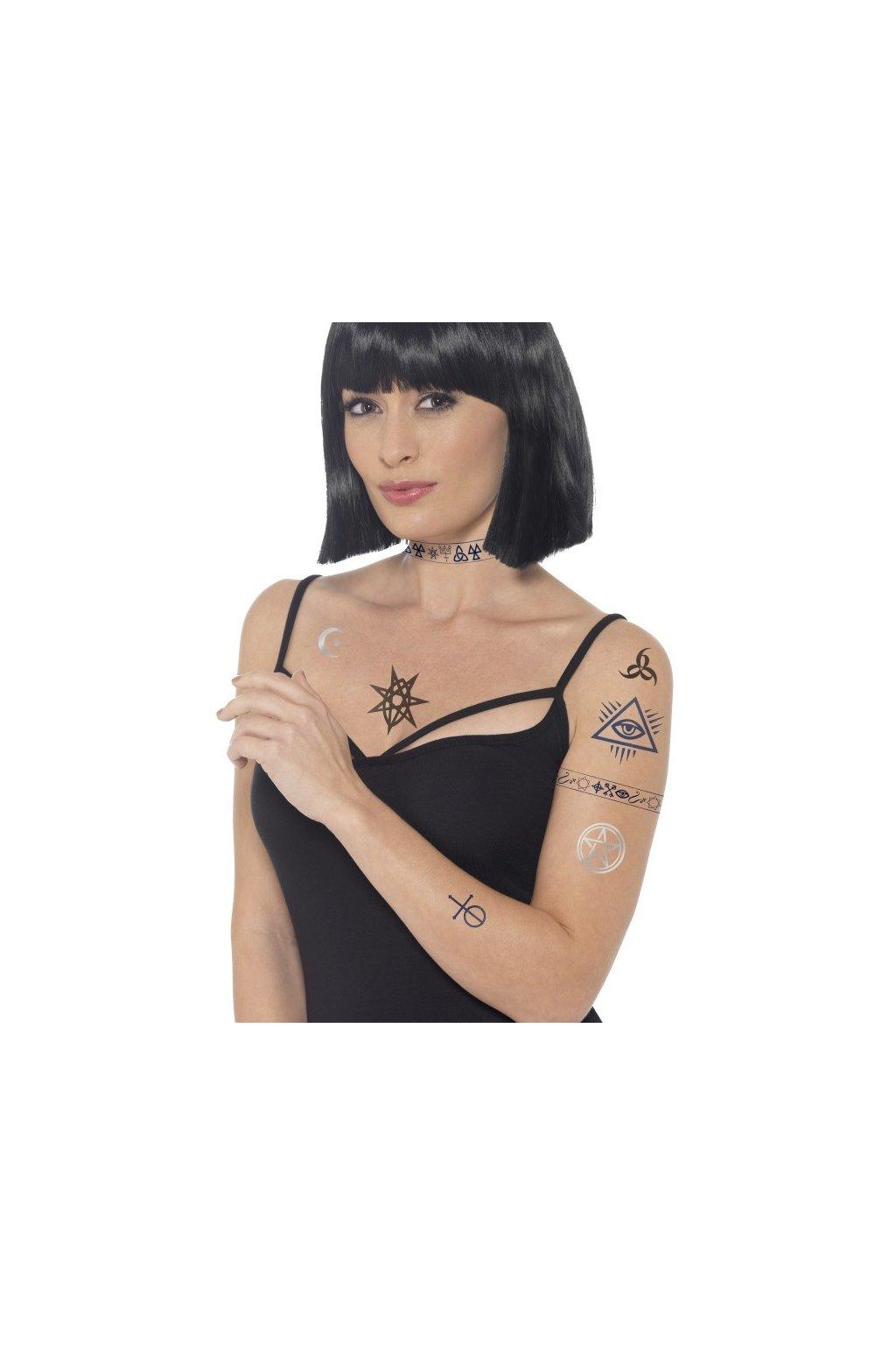 Okultní tetování
