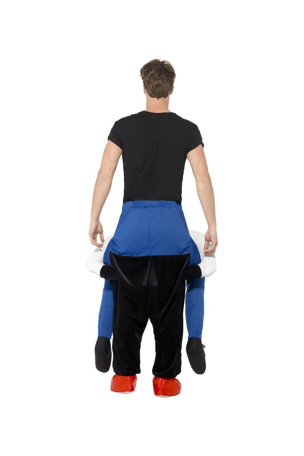 Kostým šíleného klauna