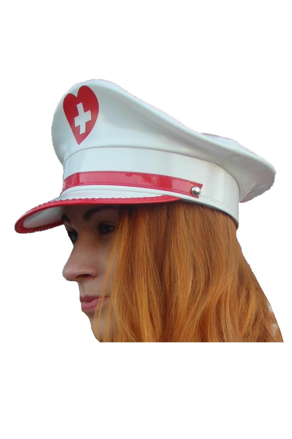 Čepice pro sestru - doktora