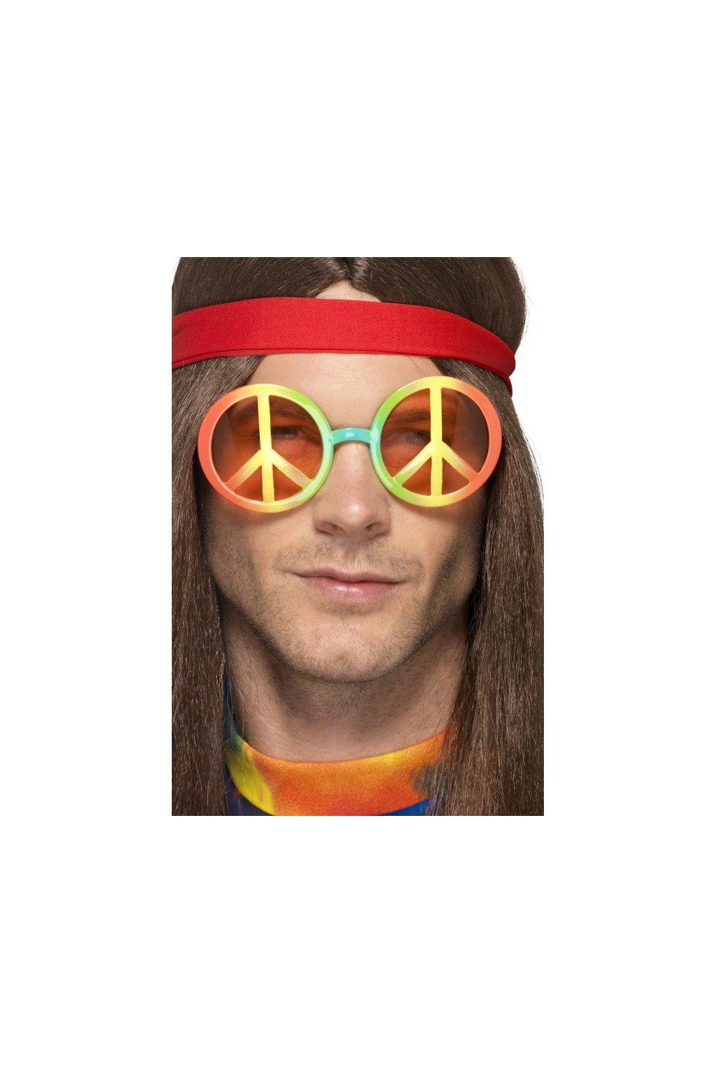 Brýle Hippie - 60.léta