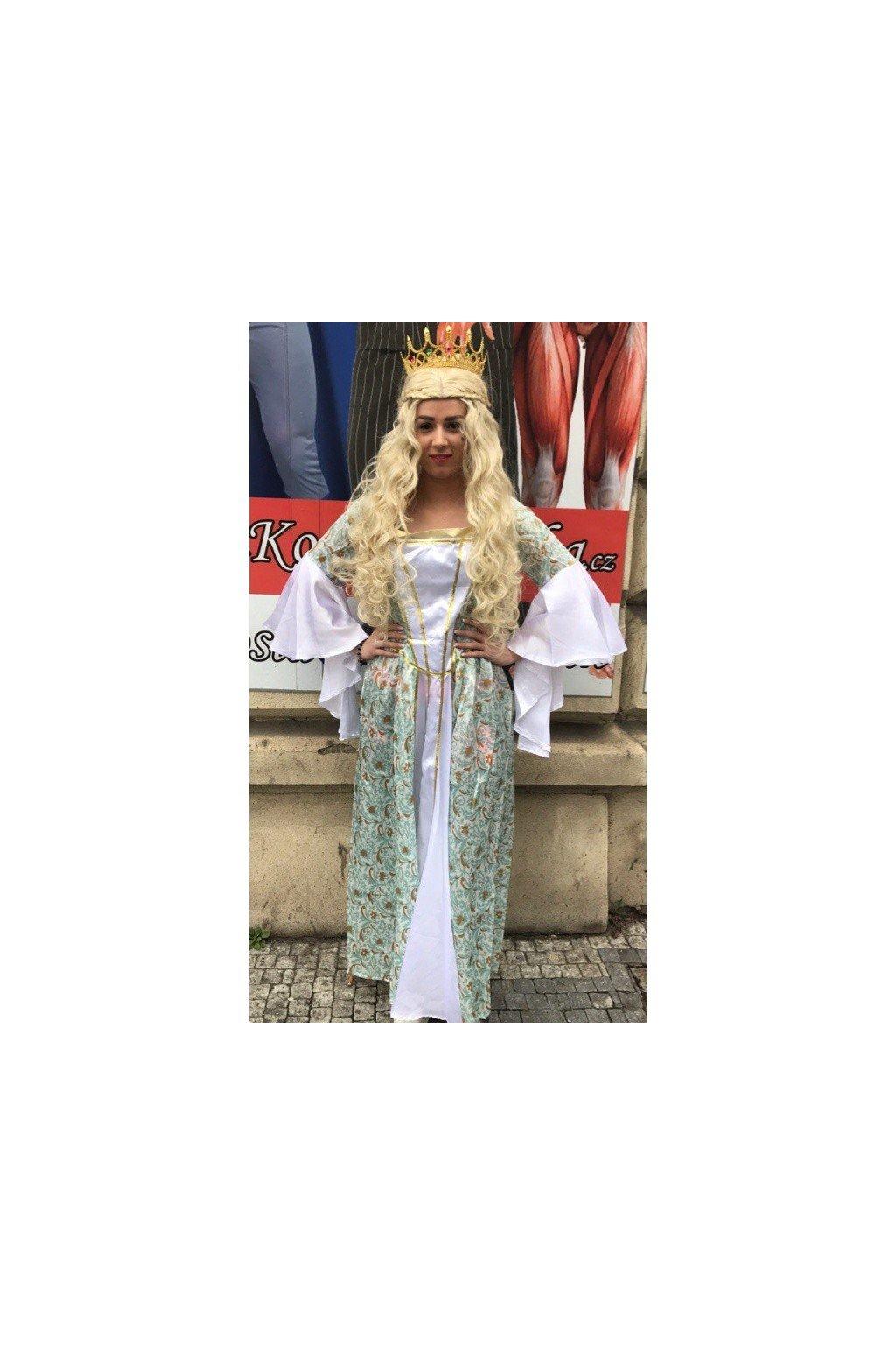 Kostým pro princeznu