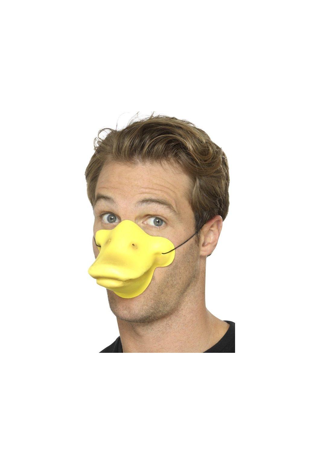 Maska zobák kachny