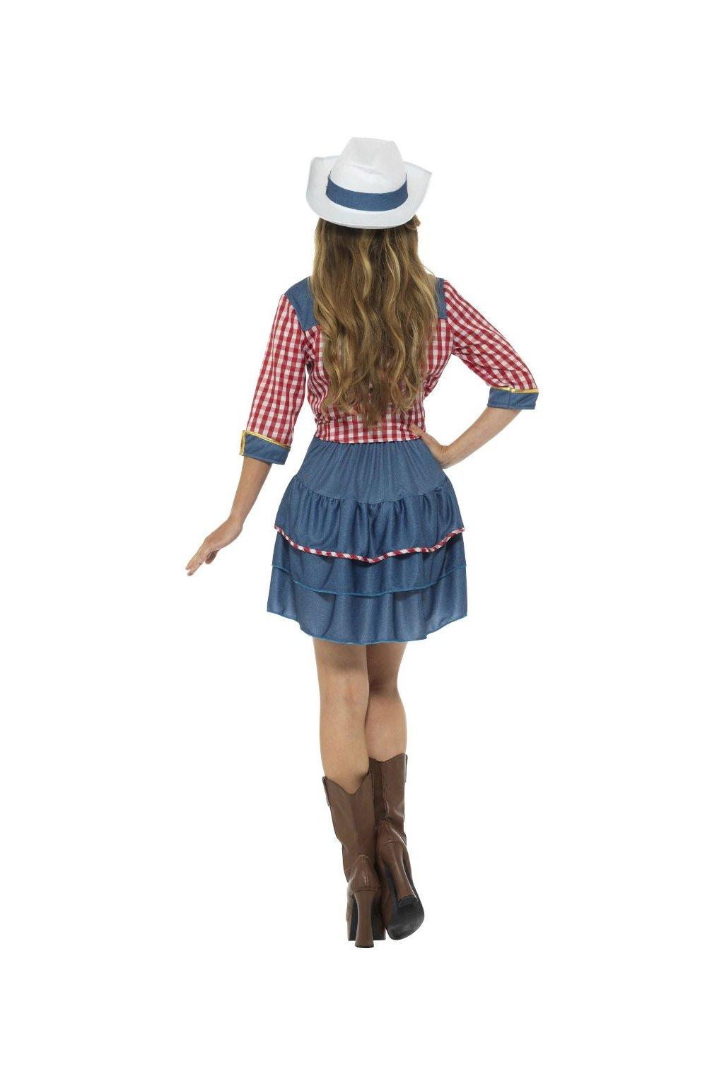 Westernové děvče - Rodeo
