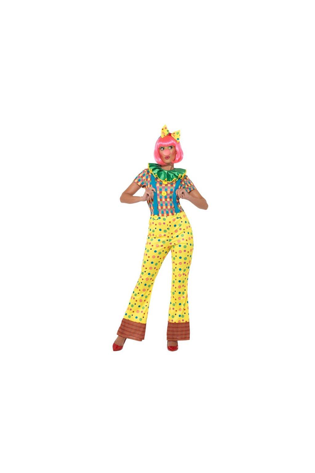 Kostým klaunice