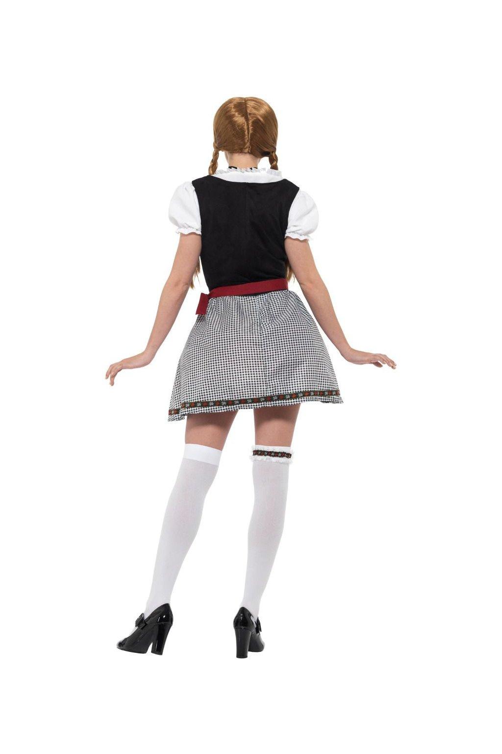 Dámský kostým bavorka - Oktoberfest