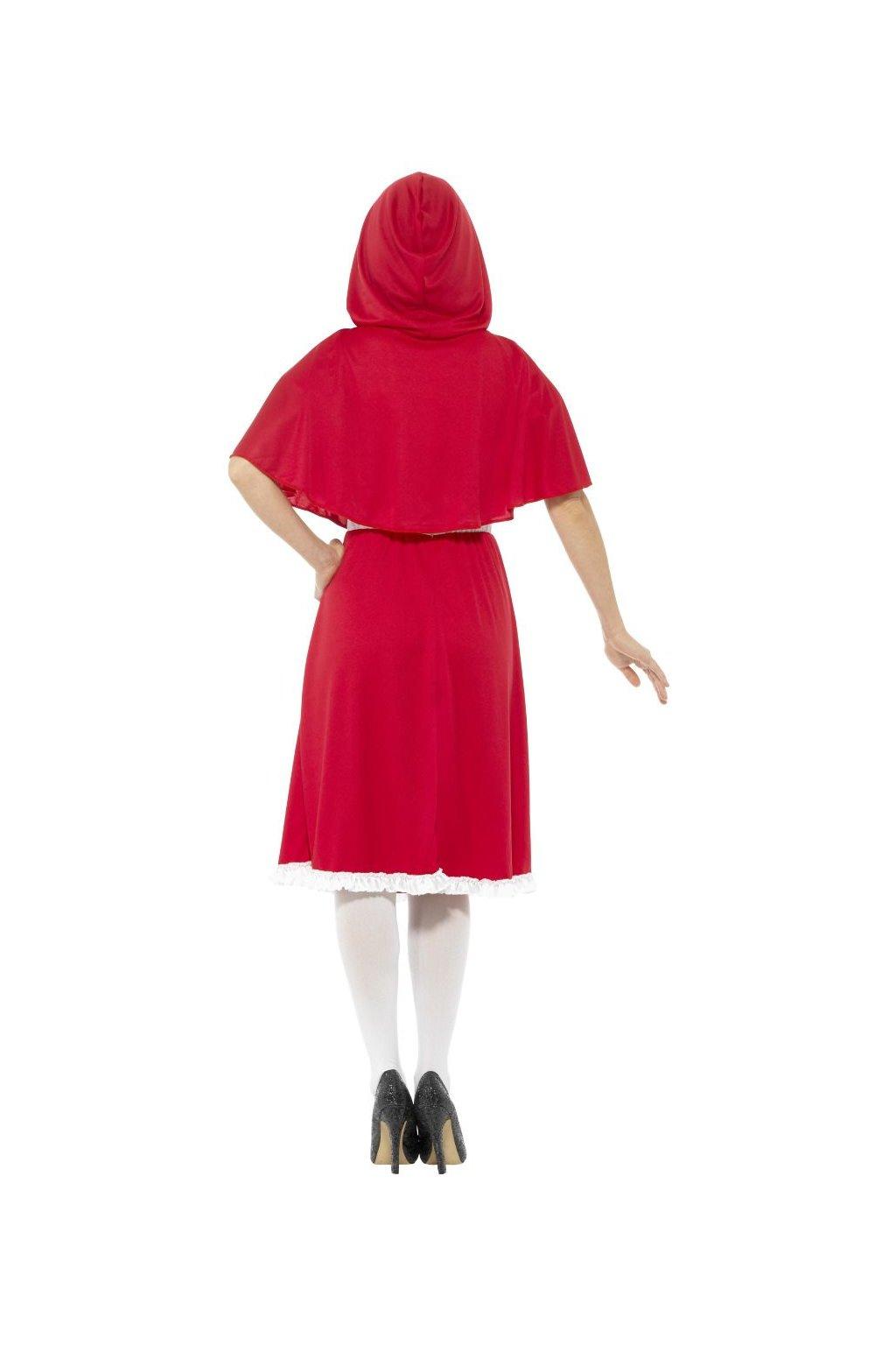 Karkulka - dámský lostým Red Riding Hood
