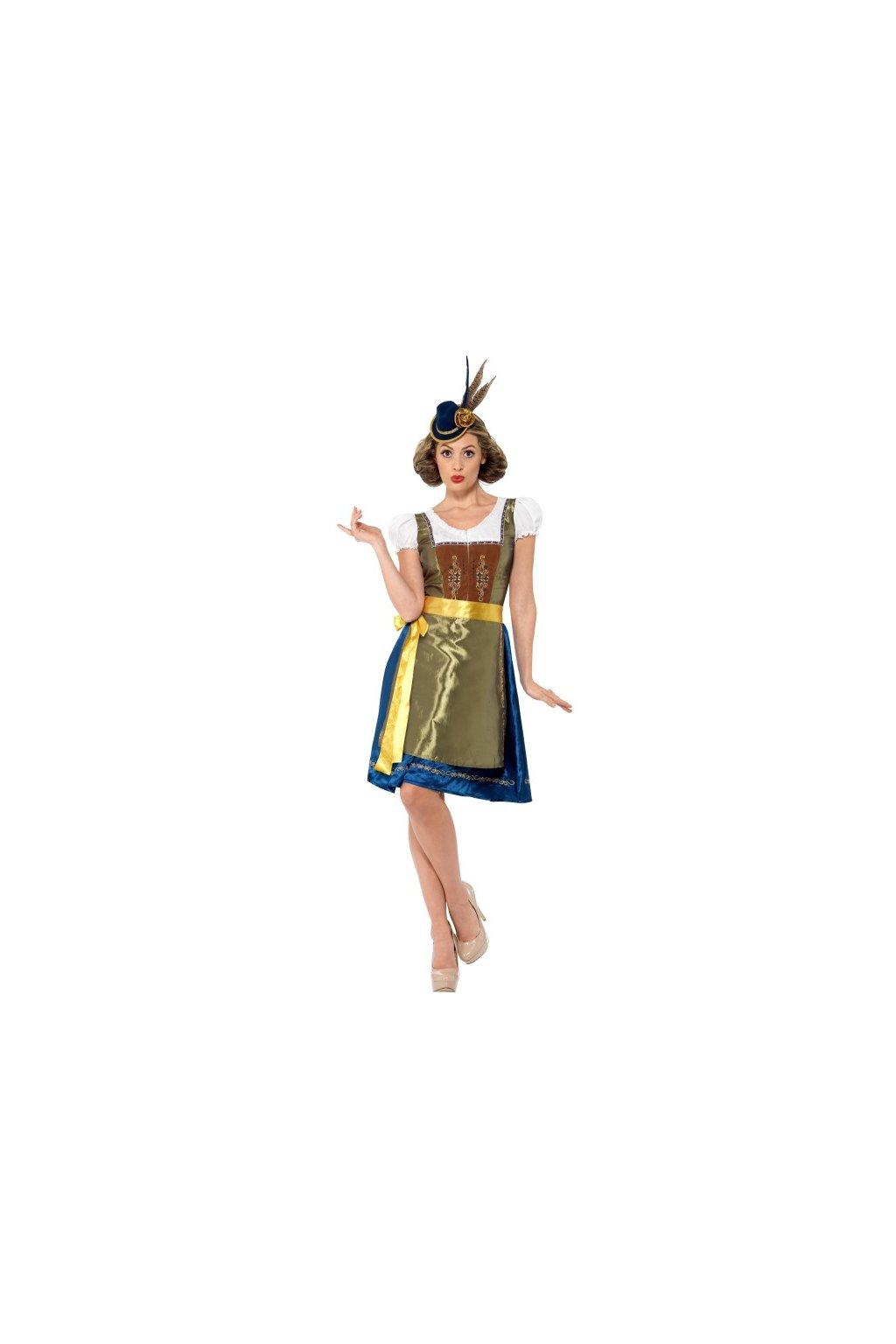 Tradiční bavorský kostým - Deluxe