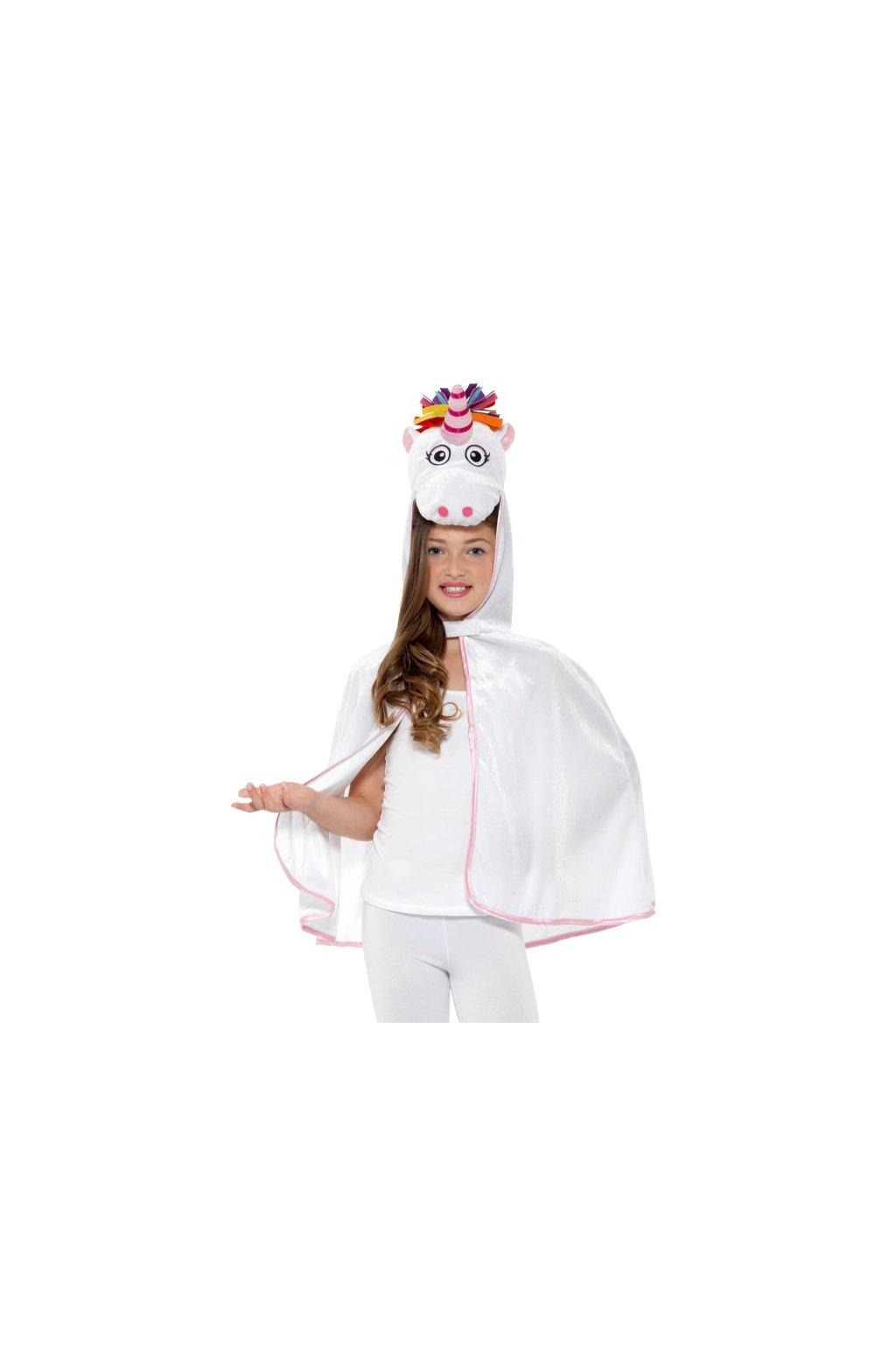 Dětský plášť jednorožce