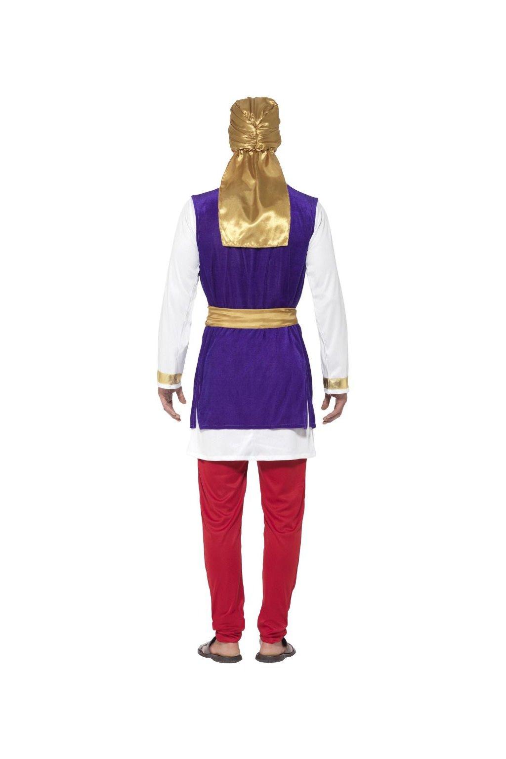 Arabský kostým prince
