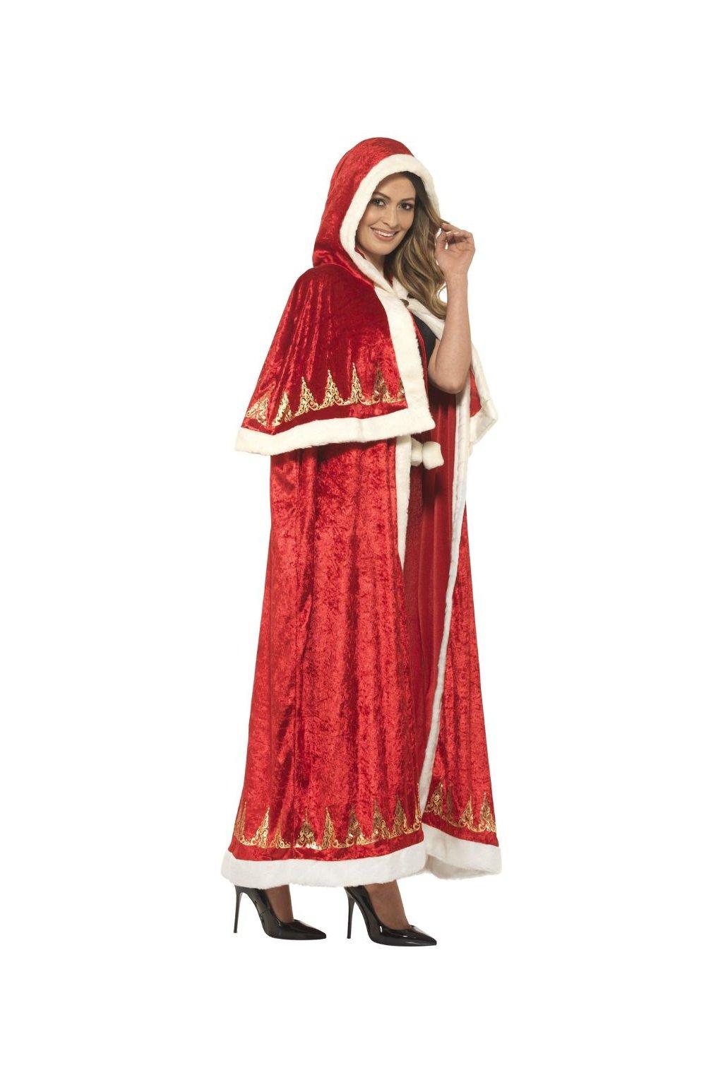 Vánoční plášť deluxe