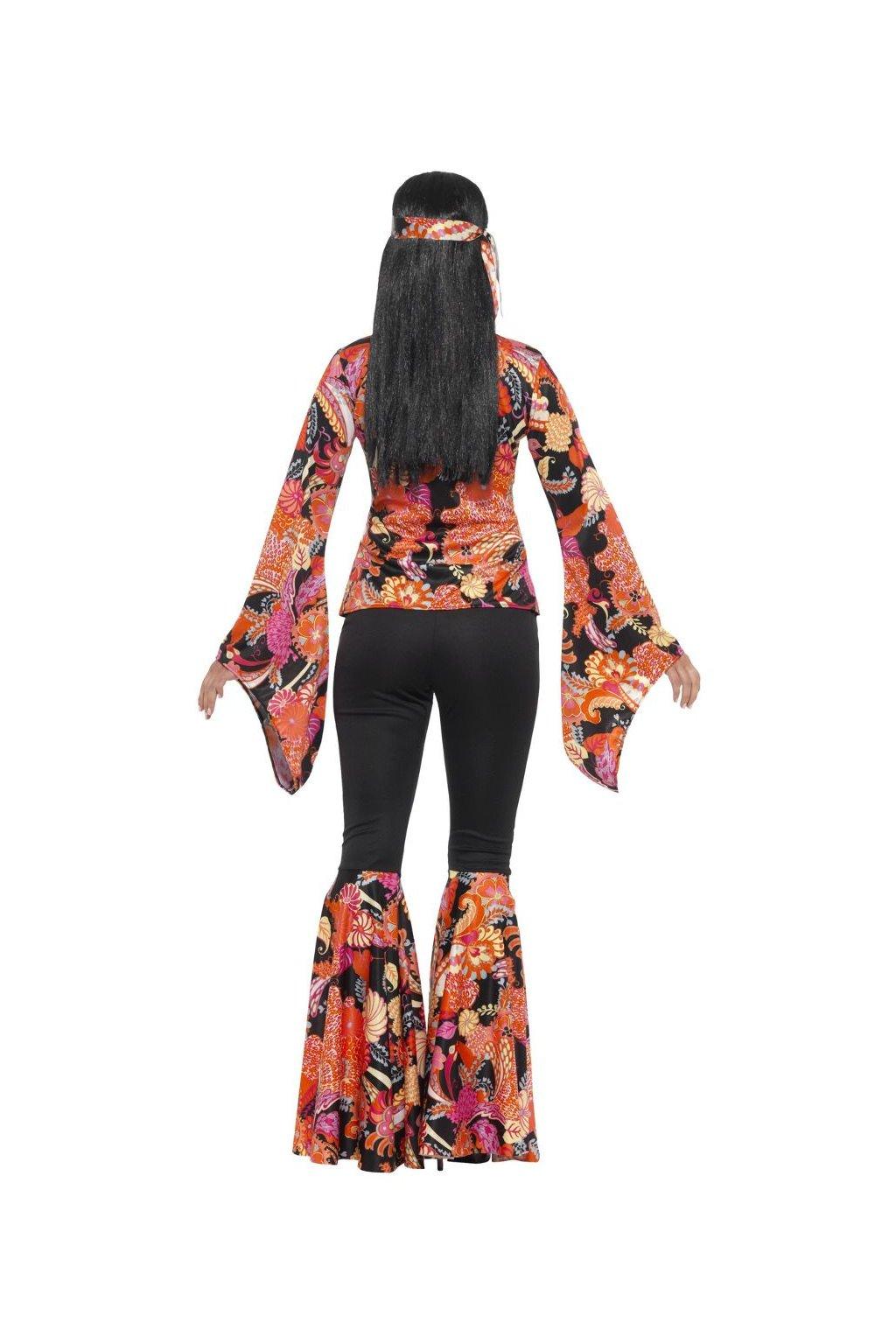 Hippie kostým - zvonáče