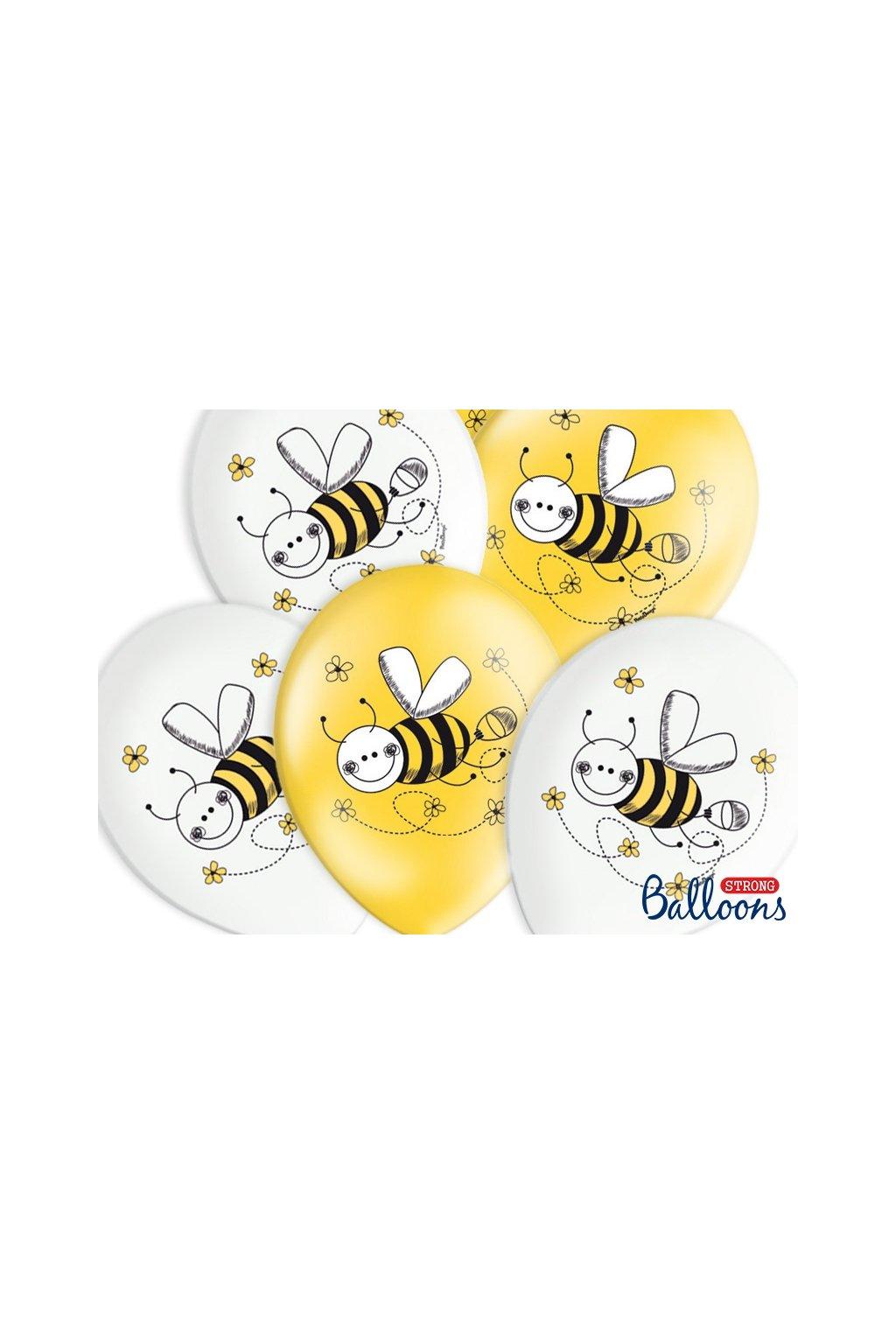 Nafukovací balónky - včelka