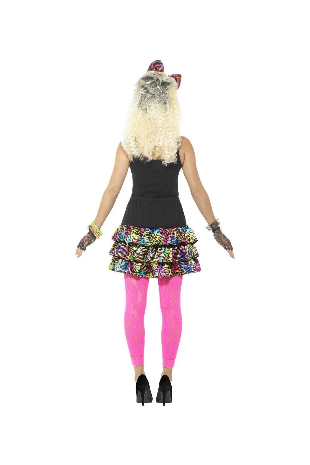 Kostým - šaty na párty 80 léta