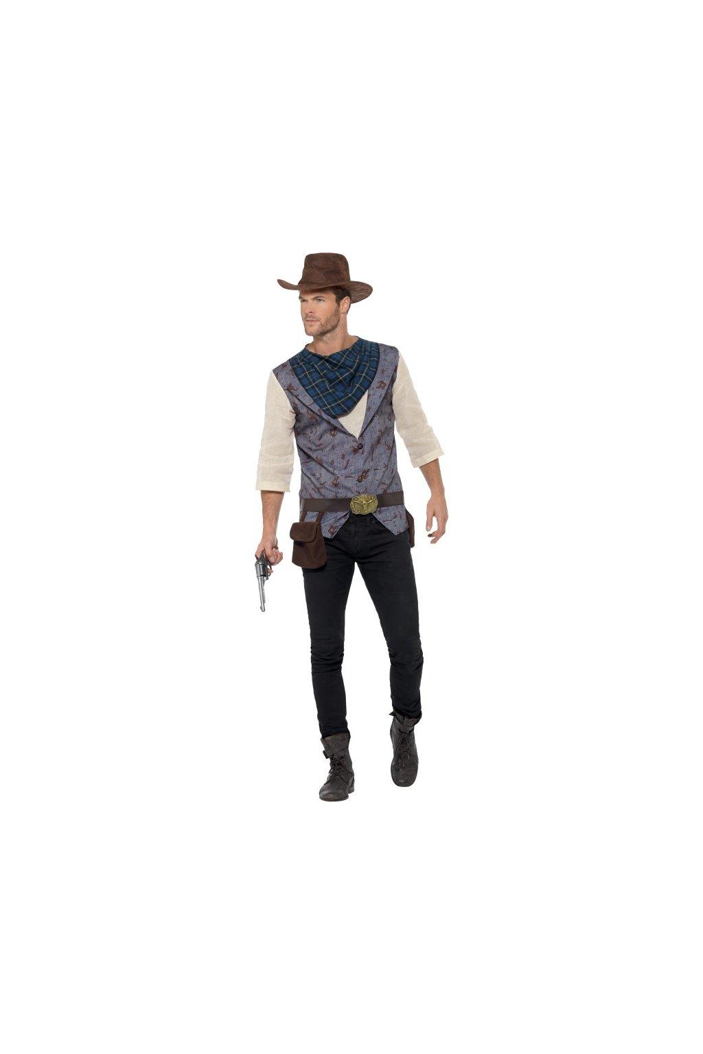 Kostým kovboje Westworld