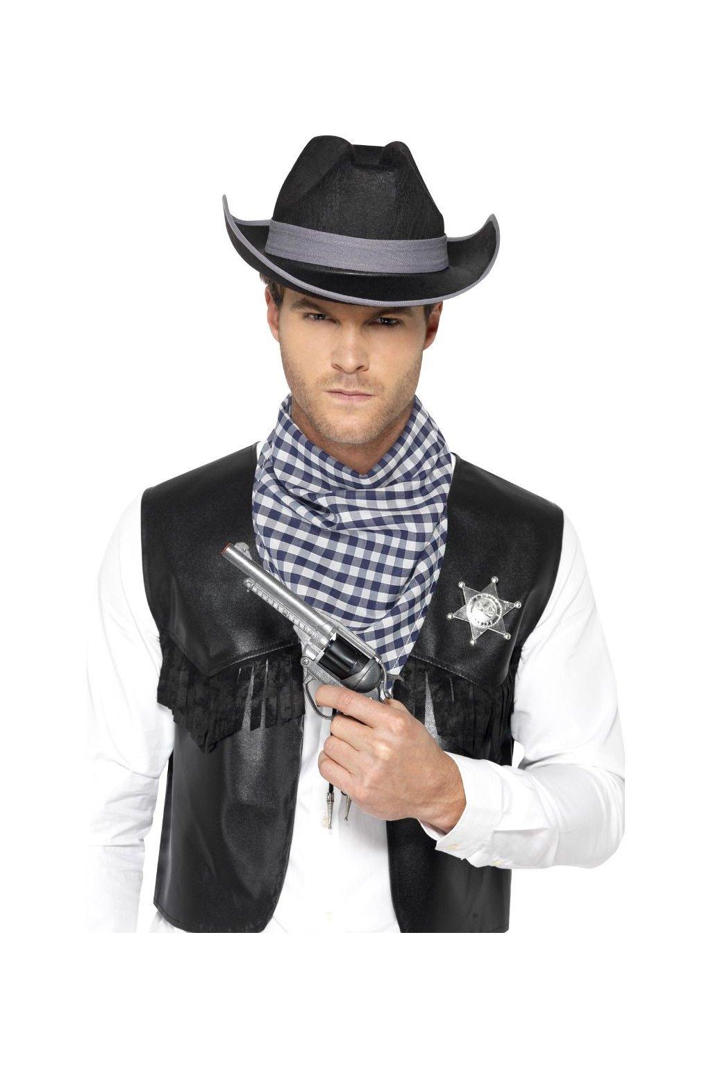 Westernová sada - kostým