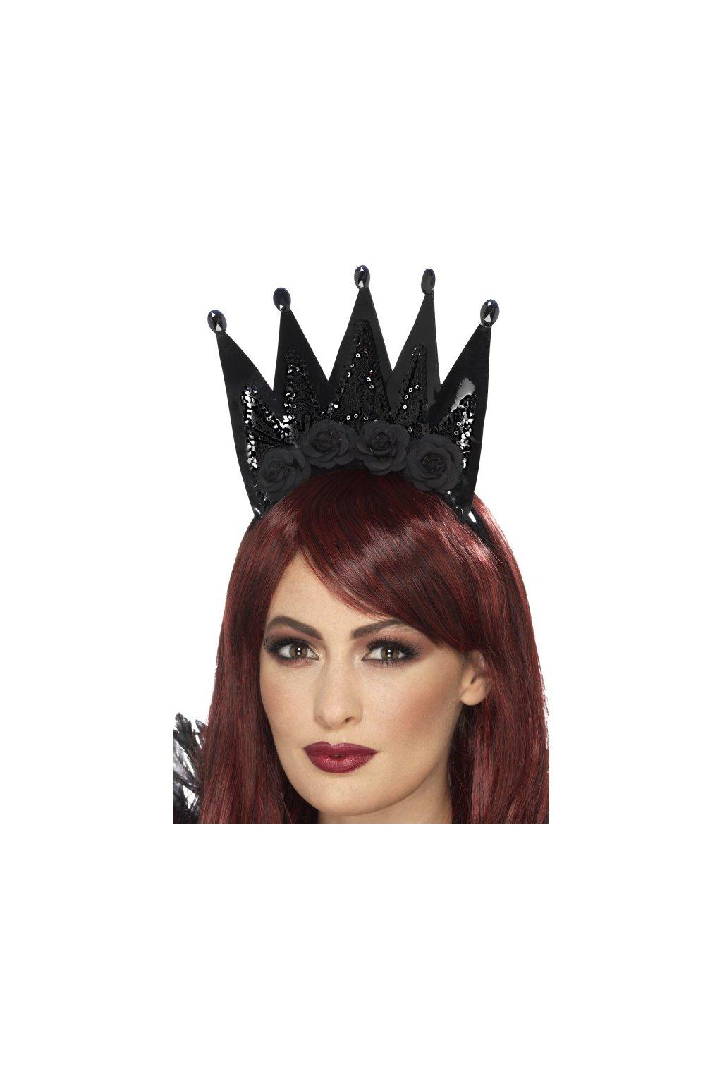 Korunka královny černé magie