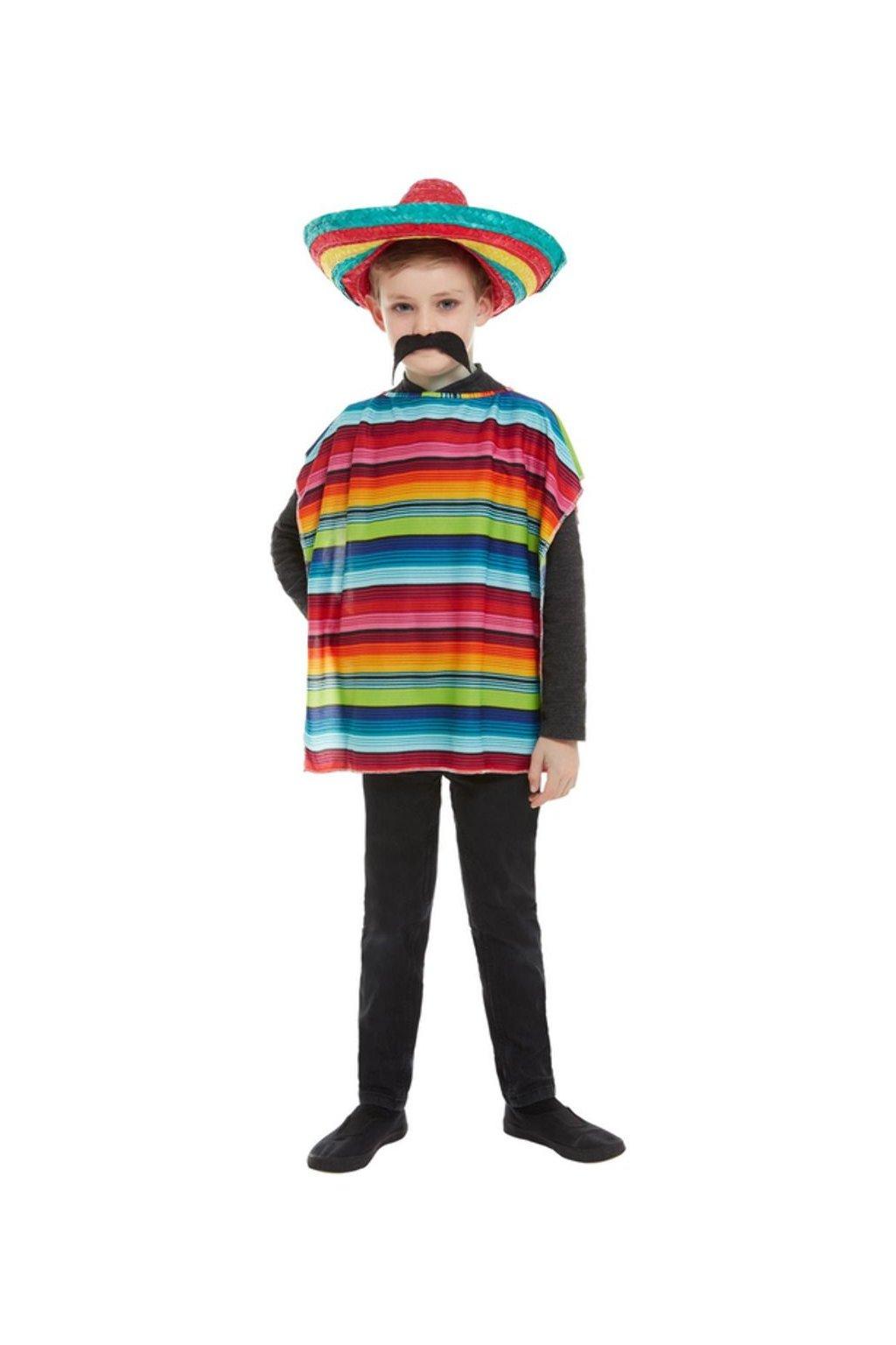 Mexický kostým dětský