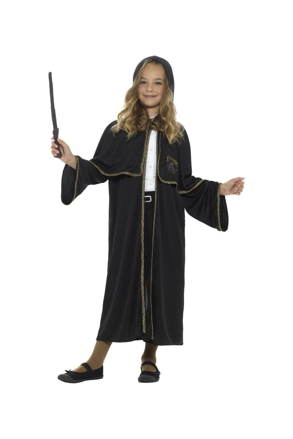 Dětský kostým čaroděje
