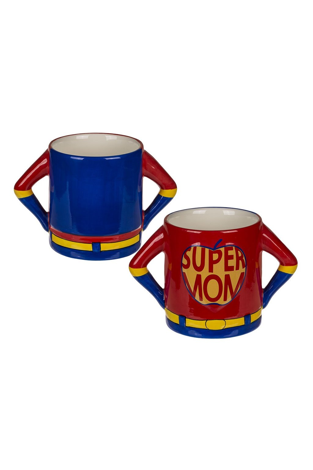 Super máma - keramický hrnek