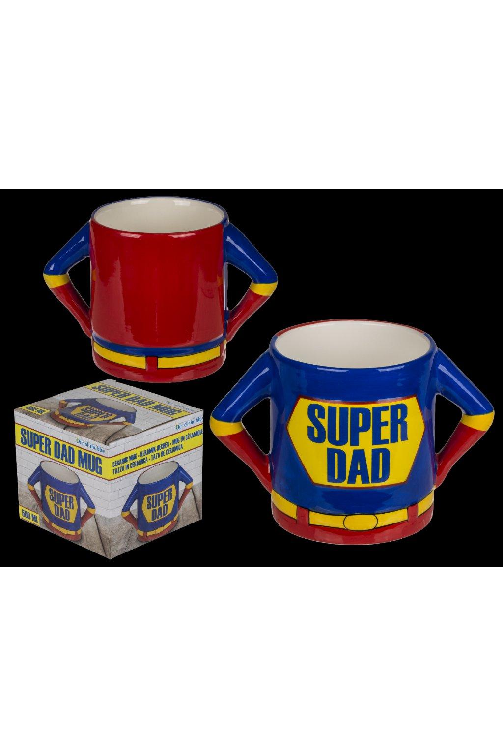 Super táta - keramický hrnek