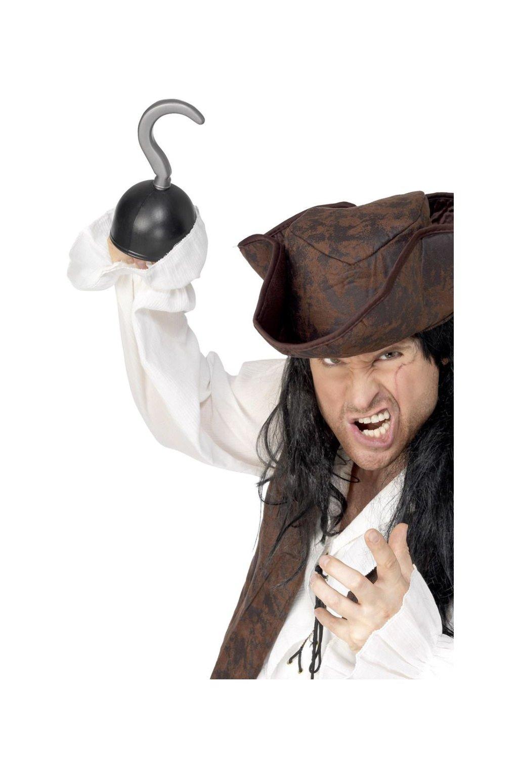 Pirátský hák na ruku
