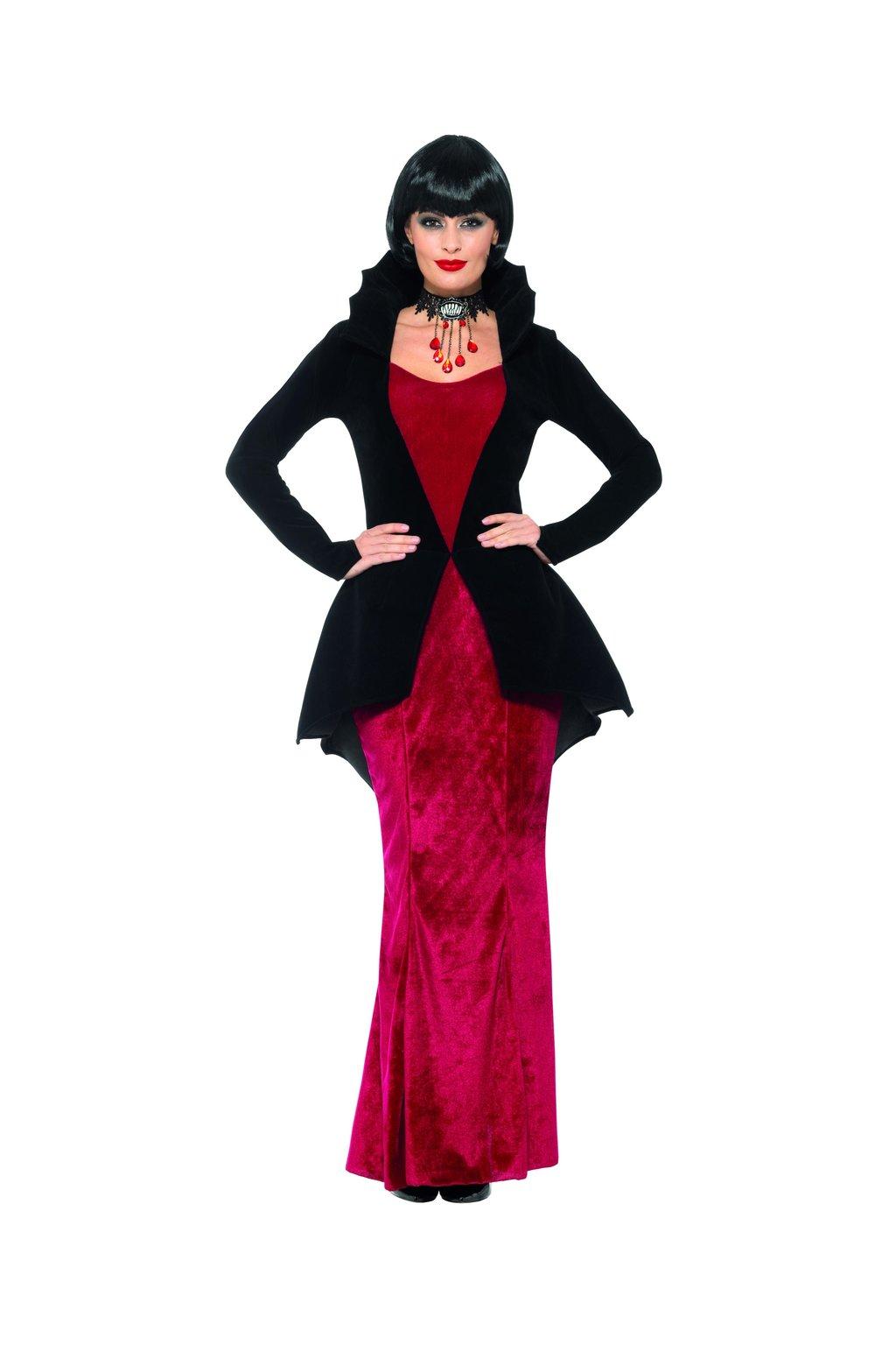 Upírka - dámský kostým