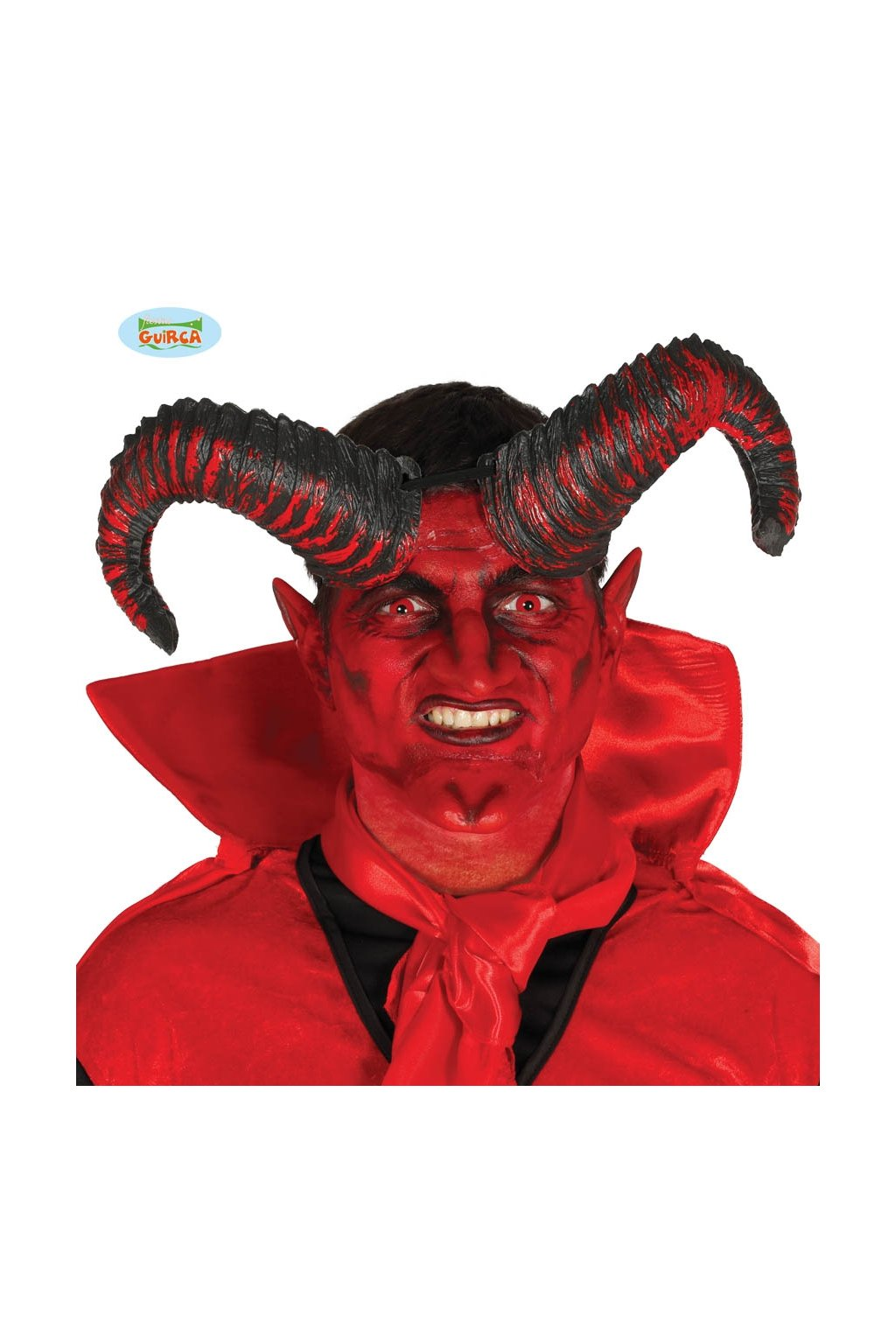Rohy pro čerta - Satan