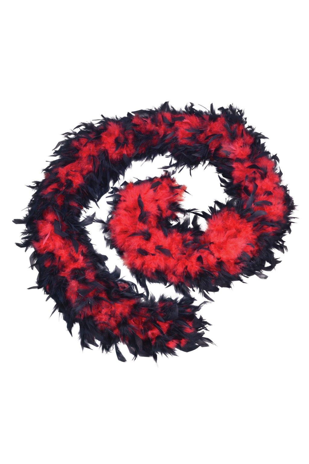 Boa - černo/červené - 80g