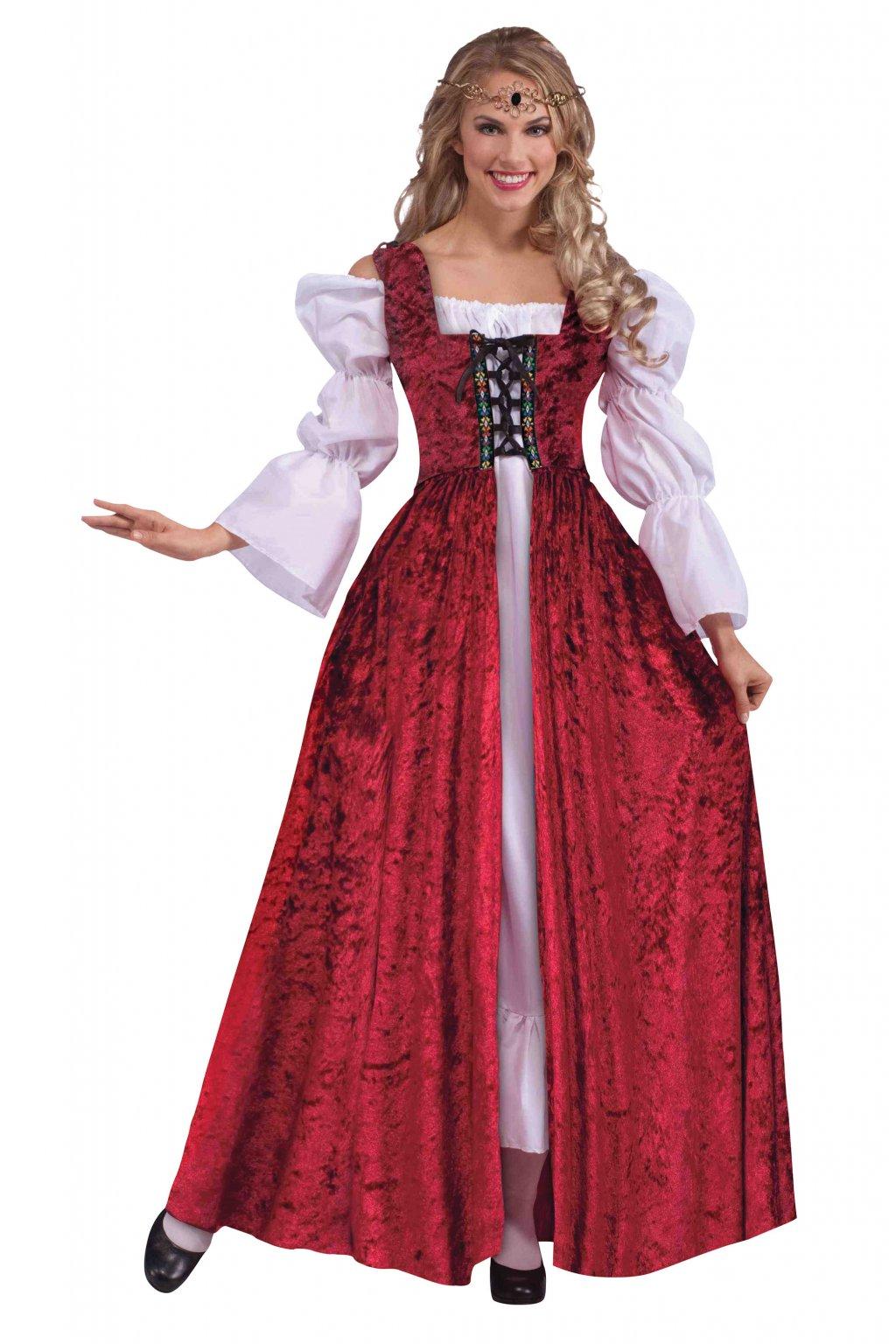 Princezna - dámský historický kostým