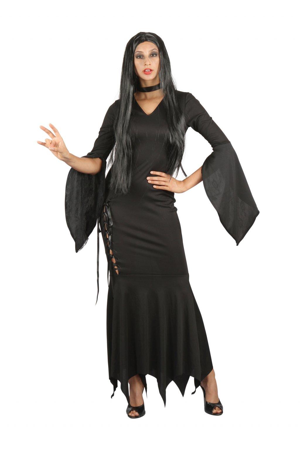 Kostým děsivé čarodějnice