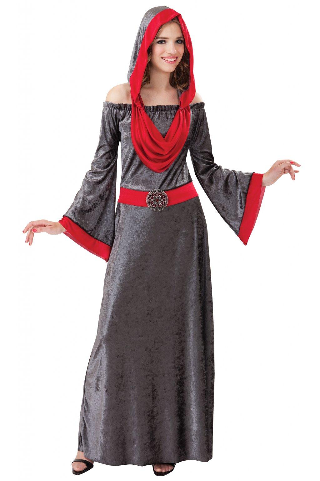 Kněžka - dámský historický kostým