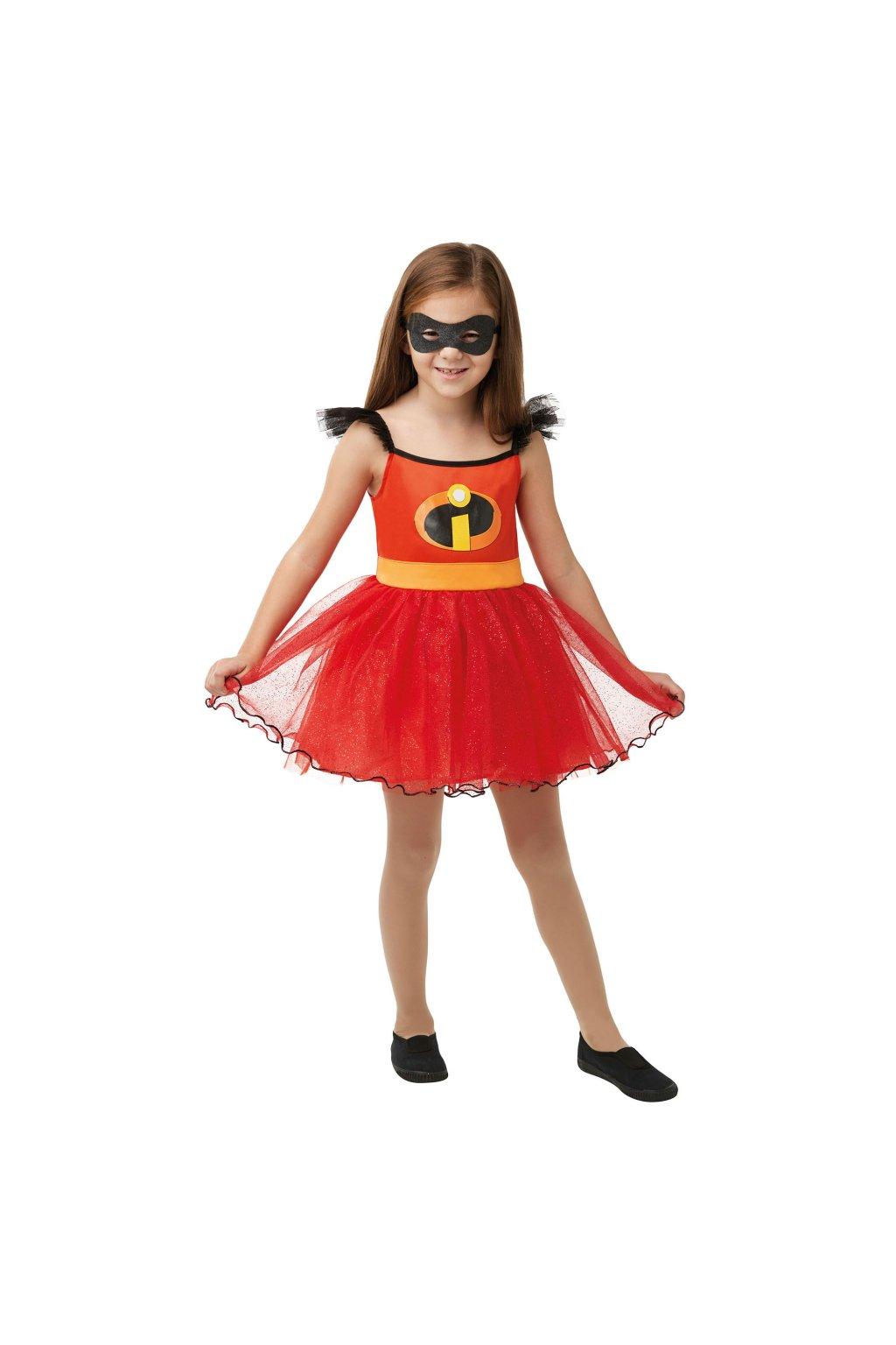 Dětský dívčí kostým Úžasnákovi