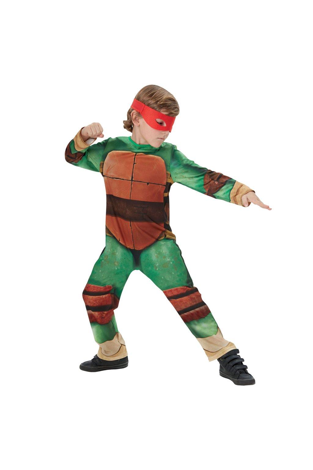 Dětský kostým Želvy ninja - Teenage Mutant Ninja Turtle