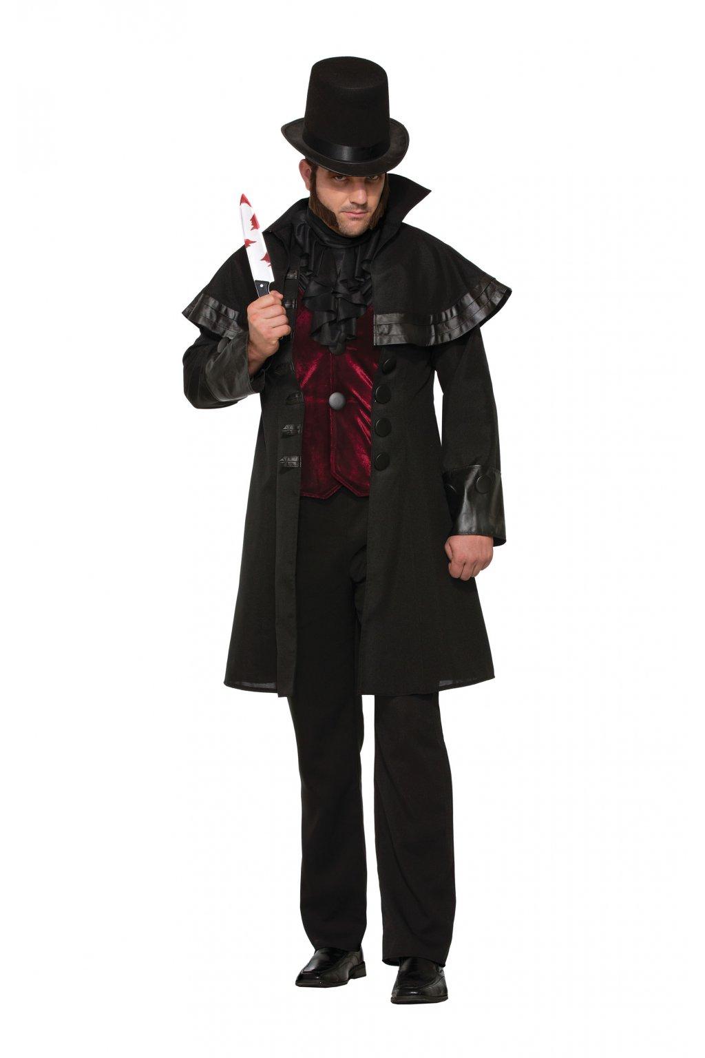 Jack Rozparovač - pánský kostým - Jack The Ripper