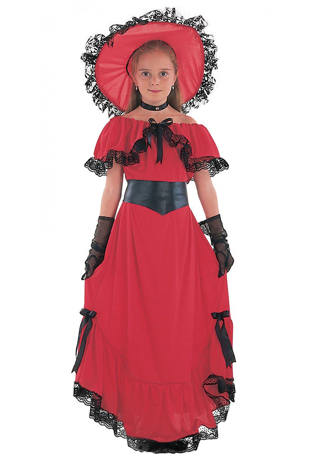 Scarlet O'Hara - dětský kostým