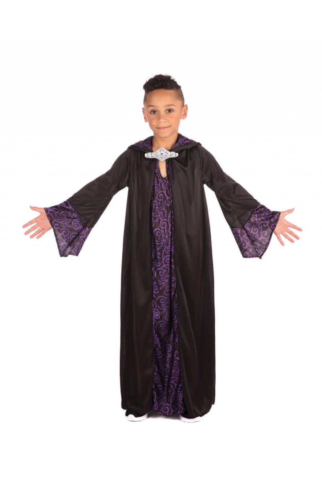 Dětský kostým - čaroděj