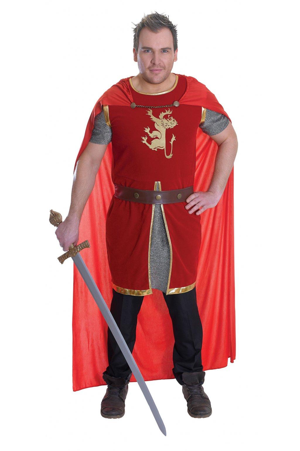 Král lví srdce - pánský kostým