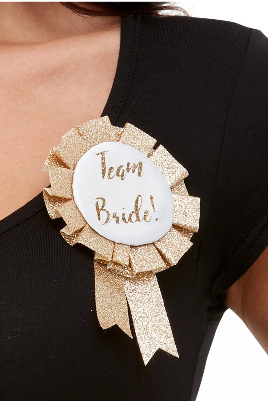 Tým nevěsty - zlatá brož - Rozlučka se svobodou
