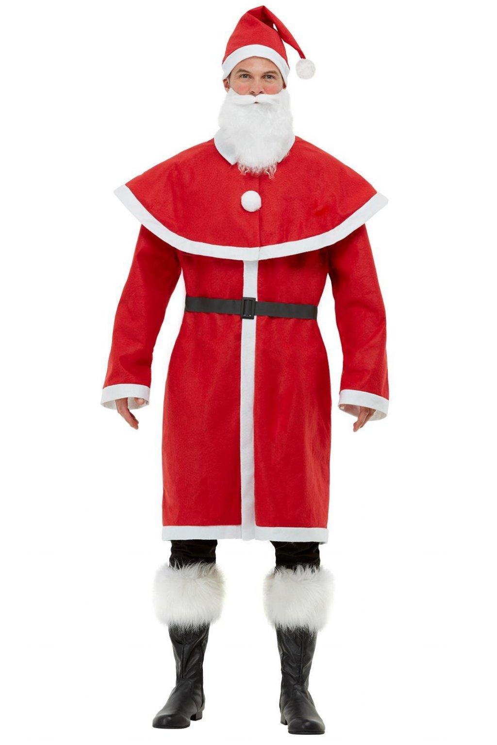 Vánoční kostým Santa Clause
