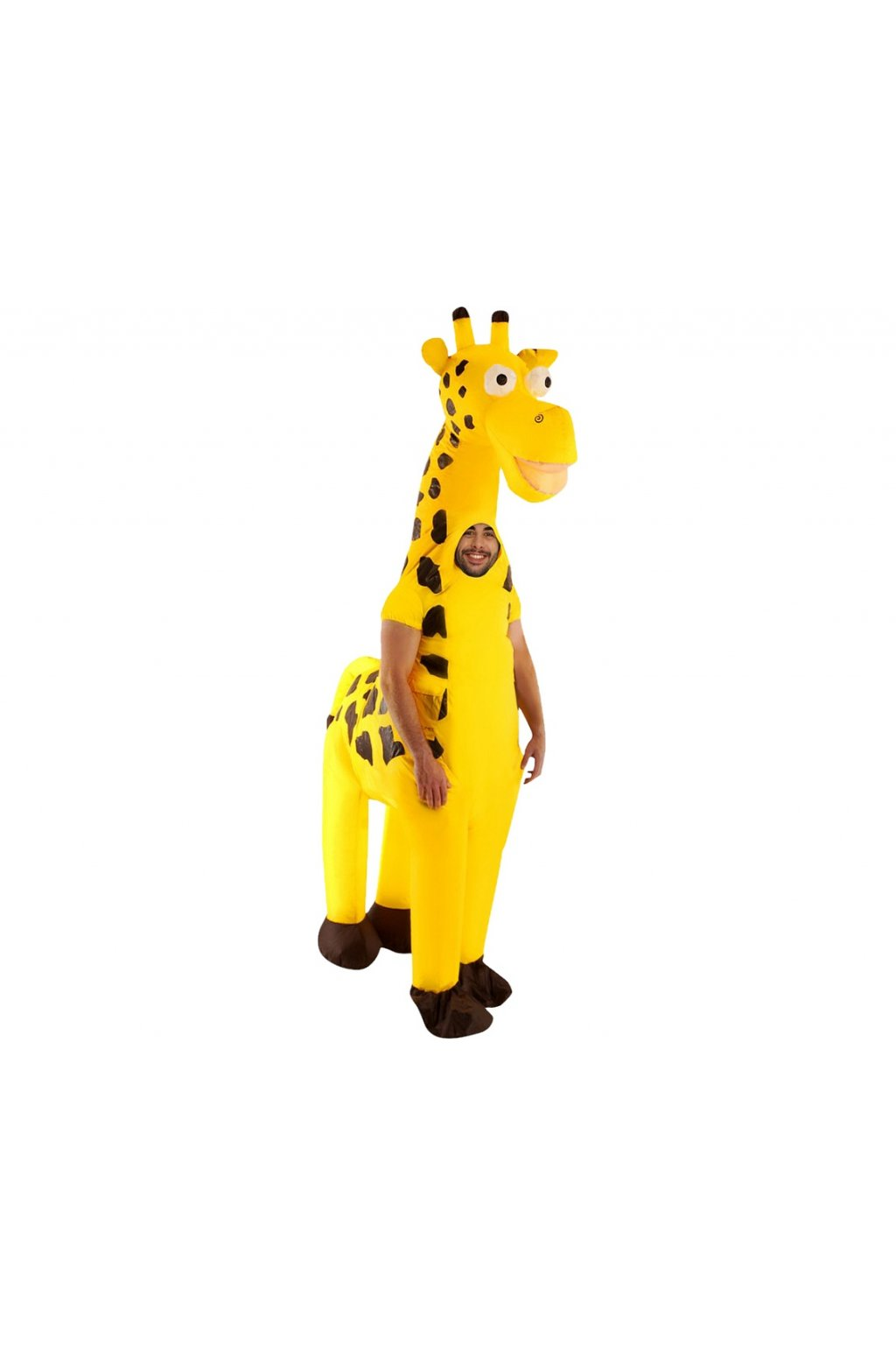costume inflatable giraffe
